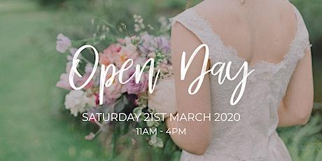 Barns & Yard Wedding Open Day Spring 2020 tickets
