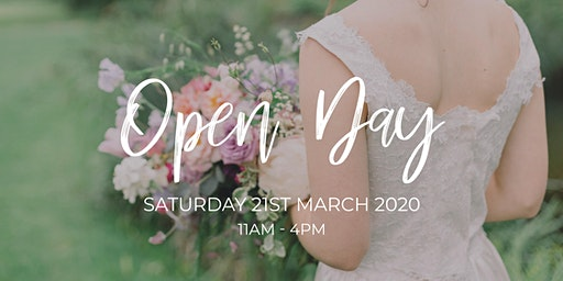 Barns & Yard Wedding Open Day Spring 2020
