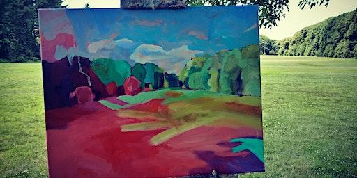 Summer School: Ginny Elston: En Plein Air - Oil Painting by the Sea