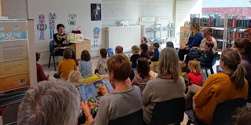 Voorlezen en knutselen, Jeugdboekenmaand : Kunst (4 - 8 jaar)