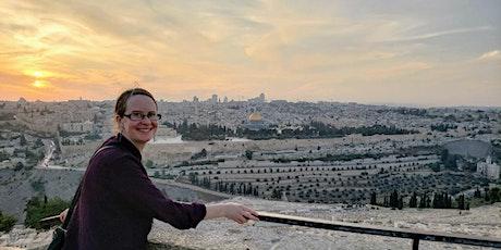Traveling in Israel / Palestine tickets