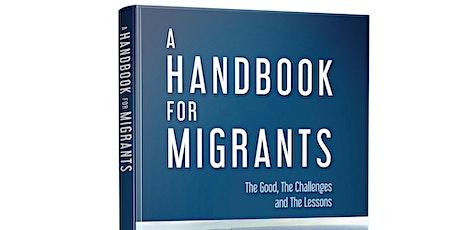 Ephraim Osaghae's 'A Handbook for Migrants' Talk tickets