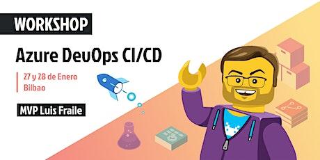 Workshop Azure DevOps CI/CD entradas