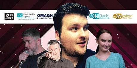 Dry Wit Comedy, Omagh tickets