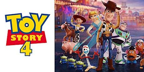 Toy Story 4- Baby Friendly Cinema tickets