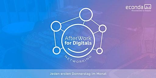 econda AfterWork for Digitals 2020