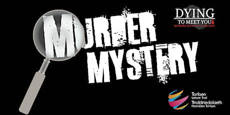 Murder Mystery tickets