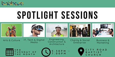 Spotlight Session: Construction, Architecture & Engineering tickets