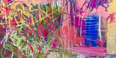 Summer School: Celia Smith Abstract Intuitive Painting - Get the WOW Factor tickets