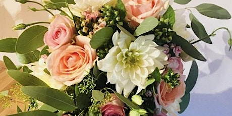 BRIDAL BOUQUETS/ WEDDING PARTY/PERSONAL WEDDING FLOWER WORKSHOP tickets