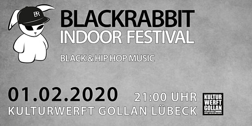 Blackrabbit Indoor Festival 2020 | Black & Hip Hop Music
