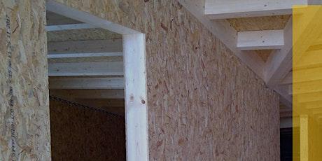 ROVERETO - Le moderne costruzioni in legno. Dettagli progettuali e soluzioni pratiche biglietti