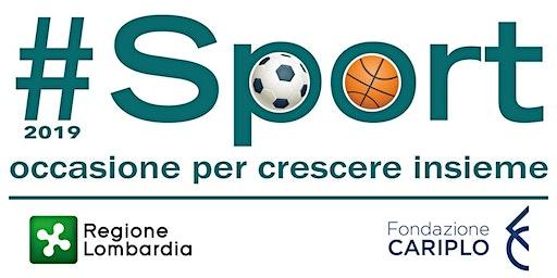 Incontro di formazione sulla Rendicontazione del Bando Sport - 2019/2020