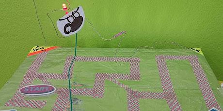 Making: Mit dem Stromkreis durchs Labyrinth Tickets