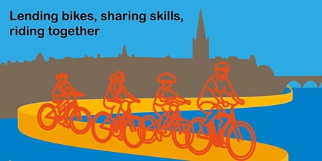 Saturday Social - Free Guided Bike Ride to Friarton tickets