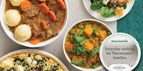 Family Friendly Meals in your Thermomix! tickets