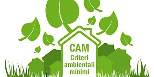 Corso CAM  1-3-4 temi impianti