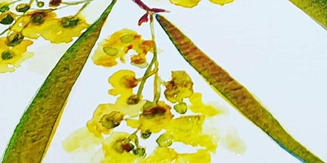 Contemporary Botanicals Watercolour Workshop tickets