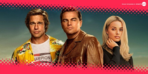 Film Club - Once Upon a Time in Hollywood