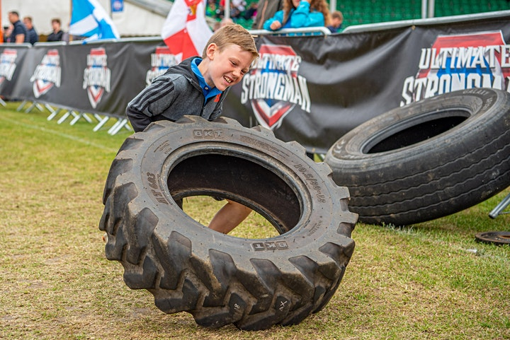 Wales's Strongest Man image