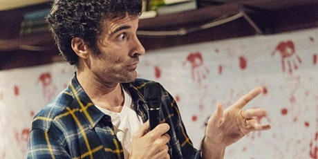 """JOAN PICÓ. STAND UP COMEDY. """"SIN RED"""" tickets"""