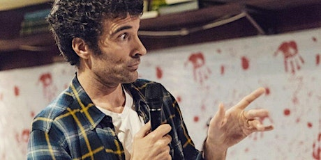 """JOAN PICÓ. STAND UP COMEDY. """"SIN RED"""" entradas"""