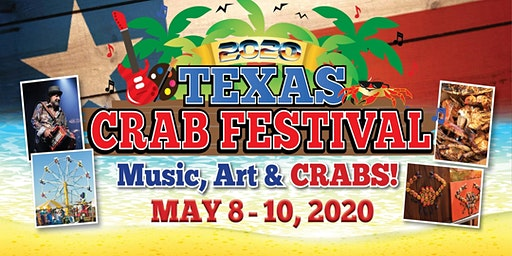 2020 Texas Crab Festival in Crystal Beach