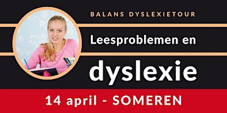 Balans Dyslexietour - Someren tickets