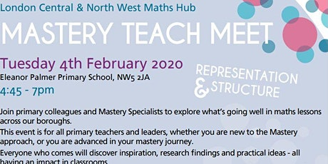 Mastery Teach Meet  tickets