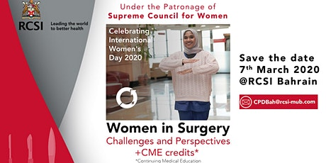 Women in Surgery Conference tickets