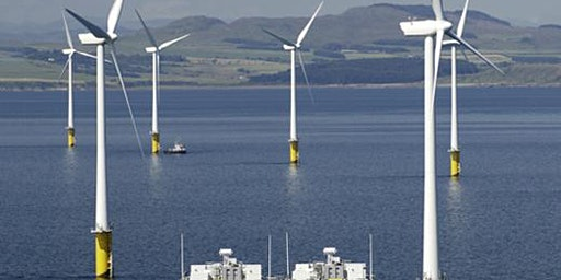 Offshore Wind Scotland presents: Cluster Networking