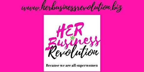 HER Business Revolution - London Launch - 2020 tickets