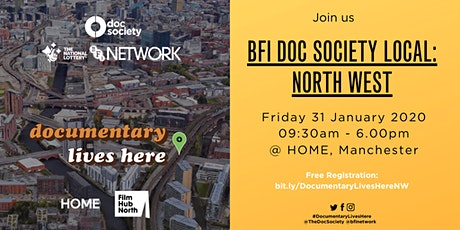 BFI Doc Society Local: North West  tickets