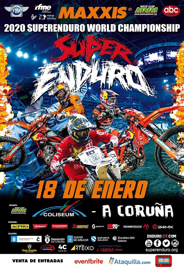 Imagen de 2020 Superenduro World Championship