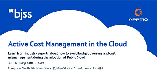 Active Cost Management in the Cloud
