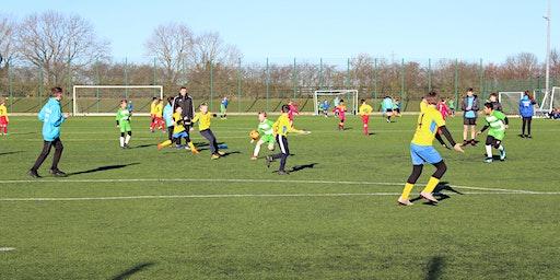 Northfield cluster open football Y5/6