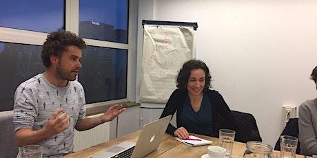Cursus Schrijfvis: Bloggen voor meer klanten tickets