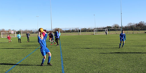 St Michaels cluster open football Y5/6