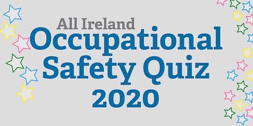 All Ireland Safety Quiz 2020 - Regional Entries - Dublin [19 March 2020]