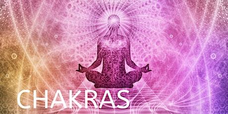 Conferencia gratuita: Los Chakras entradas
