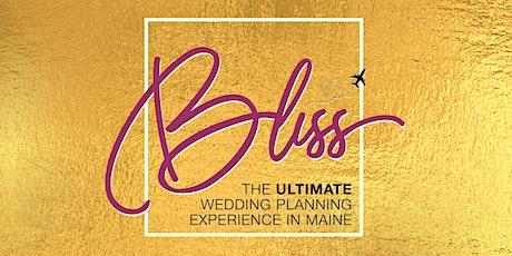 Bliss Wedding Show tickets