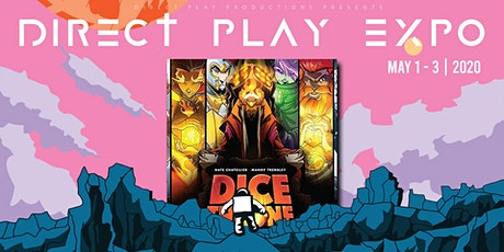 Dice Throne Tournament @ Direct-Play Expo 2020 tickets