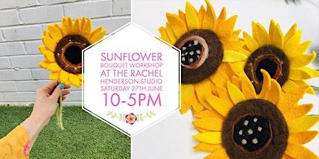 Sunflower Bouquet tickets