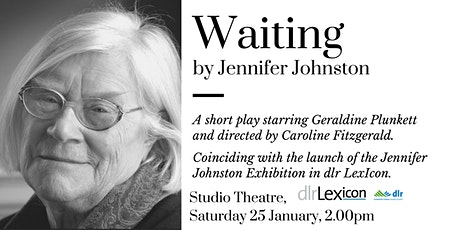 'Waiting' by Jennifer Johnston tickets