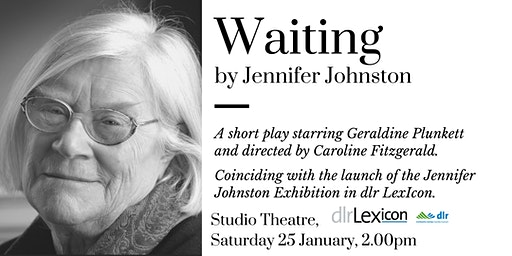 'Waiting' by Jennifer Johnston
