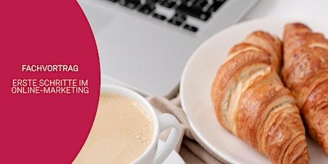 Business-Frühstück: Erste Schritte im Online-Marketing Tickets