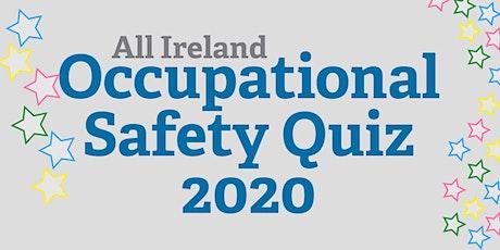 All Ireland Safety Quiz 2020 - Regional Entries - Sligo [12 March 2020] tickets