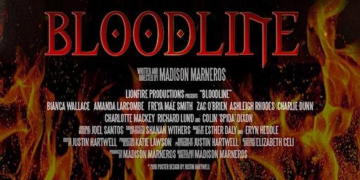 Caroline Russo Film TV Events Presents Short Film Premiere Bloodline