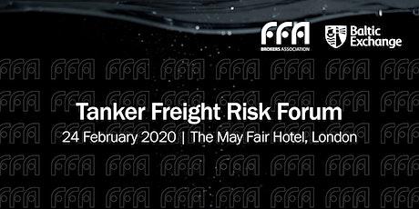 Tanker Freight Risk Forum tickets