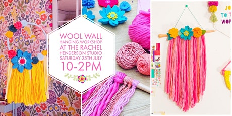 Wool Wall Hanging tickets